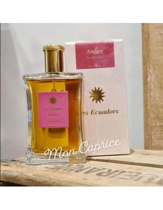 """Parfum Ambre """"Les Ecuadors"""""""